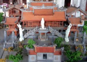Nằm mơ thấy đền chùa nên đánh số mấy?