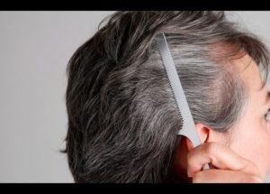 Chiêm bao thấy tóc bạc tốt hay dữ, đánh con bao nhiêu ?